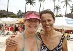 Elei��es 2010: Turistas enchem praias do litoral de SP