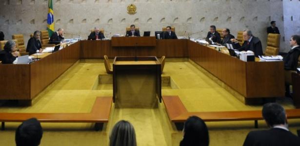 Supremo Tribunal Federal: ministros do STF podem definir validade da Lei da Ficha Limpa