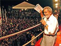Presidente faz comício em Caruaru, interior de Pernambuco