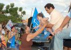 Trajetória de Priante nas eleições 2008 em Belém