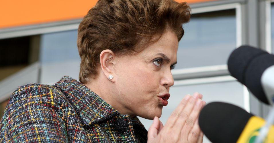 Dilma no DF