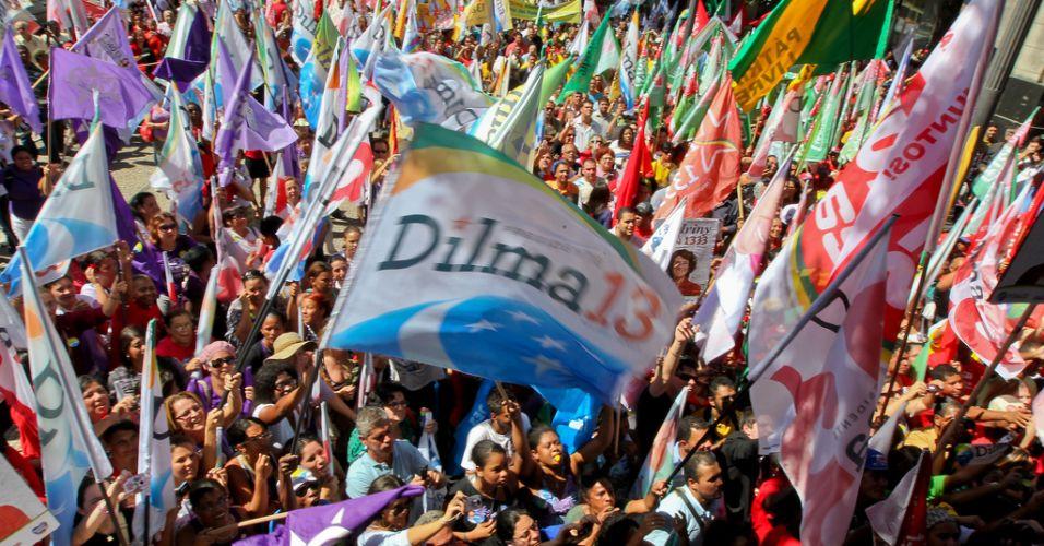 Dilma em Vitória