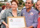 No RJ, Dilma recebe o título de cidadã gonçalense