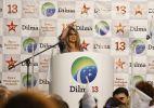 PT oficializa candidatura de Dilma Rousseff