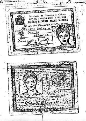 Identidade falsa
