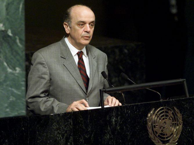 Discurso na ONU