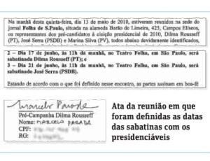 Fac-símile da edição desta quarta-feira (9) da <b>Folha de S.Paulo</b>