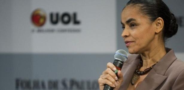 Lula não precisa de continuador, diz Marina Silva em sabatina