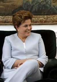 Dilma Rousseff se reuniu com o primeiro-ministro de Portugal