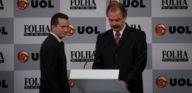 Russomanno e Mercadante atacam Alckmin, líder nas pesquisas
