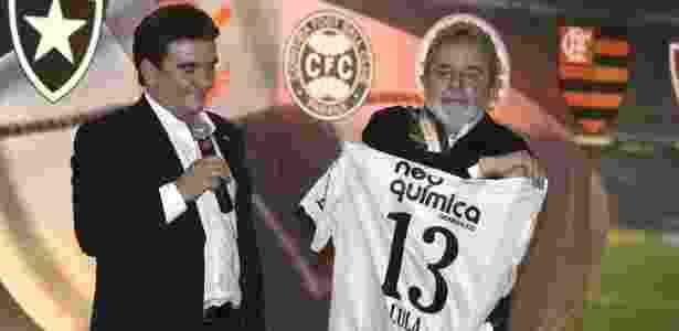 Andrés nega influência de Lula na Arena e diz que precisa fechar ciclo 5290fa63fed70