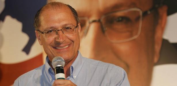 Geraldo Alckmin, do PSDB: eleito neste domingo, vai governar o Estado pela terceira vez