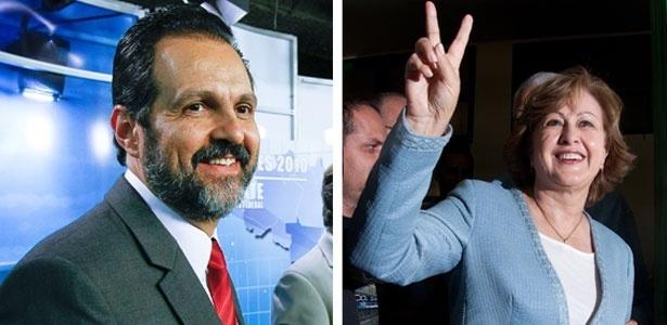 Agnelo obteve 48,43% dos votos válidos, enquanto Weslian teve 31,47%