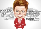 Nuvem de palavras: Veja os termos mais usados no primeiro discurso de Dilma após vitória